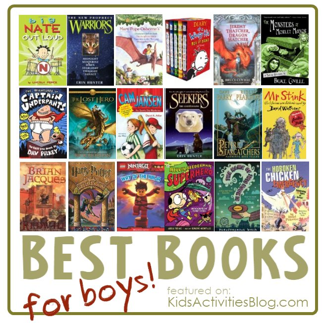 Books For Ten Year Old Boys