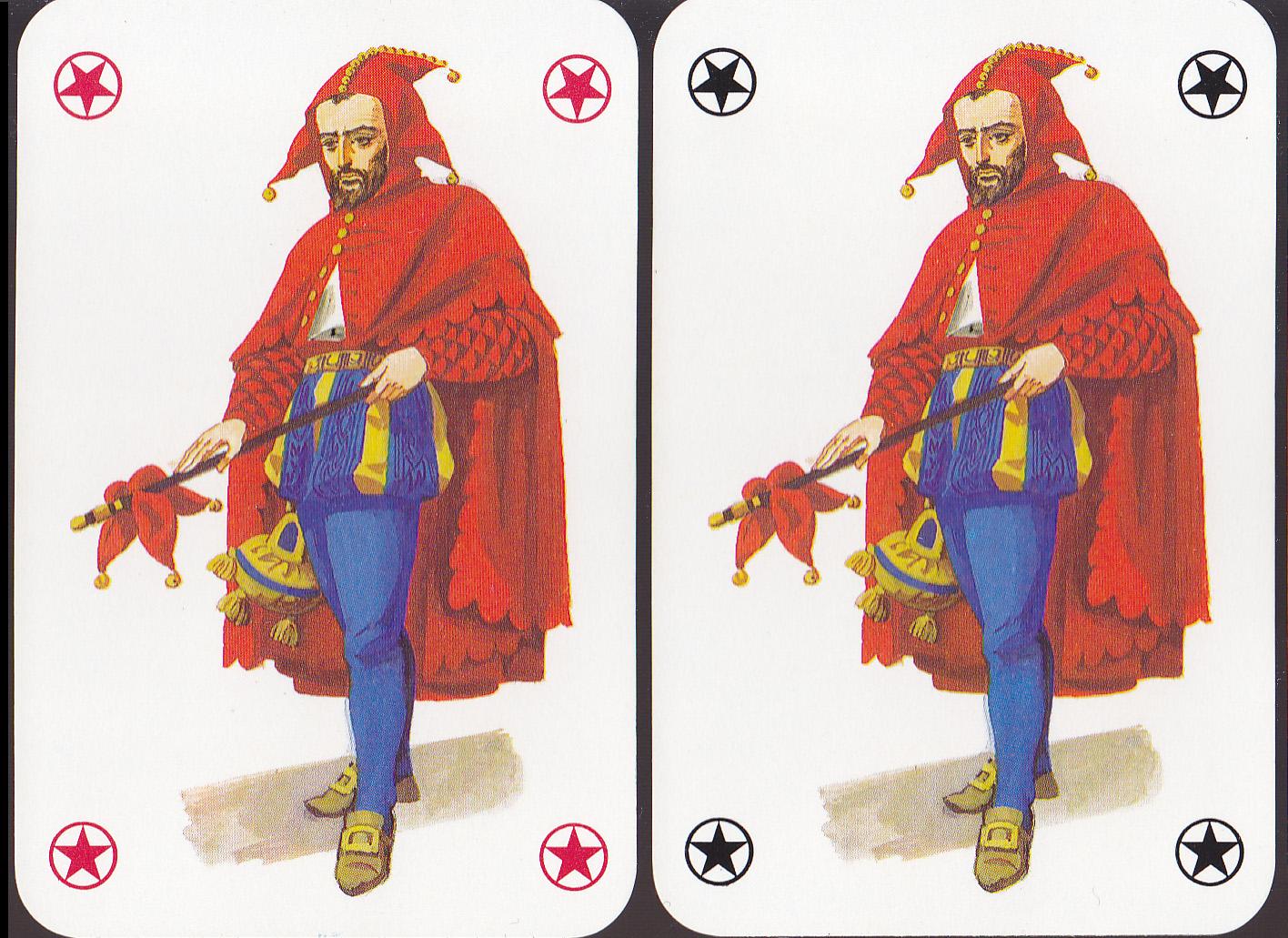 Kolekcjoner Talii Kart Jagiellonskie Joker