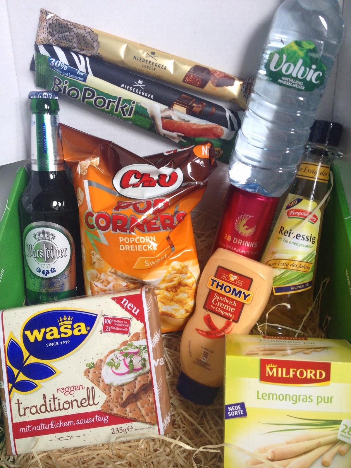 Überraschung, Lebensmittel, Boxen