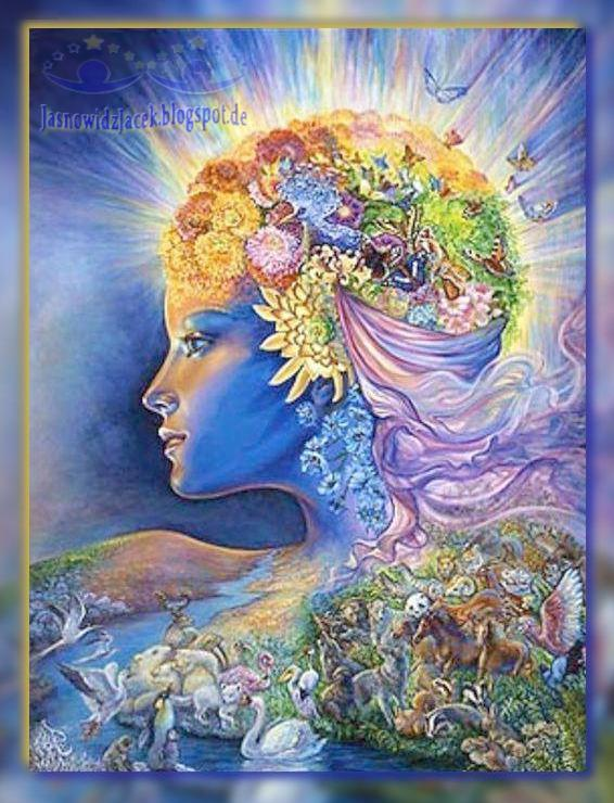 Matka Natura i Jej Stworzenia - Duchowy Uzdrowiciel