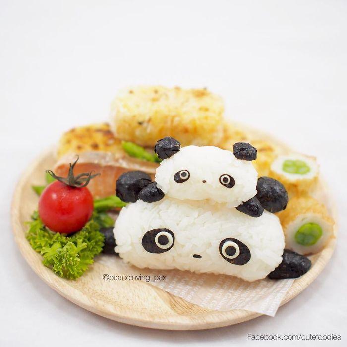26-Tare-Panda-Family-Nawaporn-Pax-Piewpun-aka-Peaceloving-Pax-Food-Art-Inspiration-for-your-Bento-Box