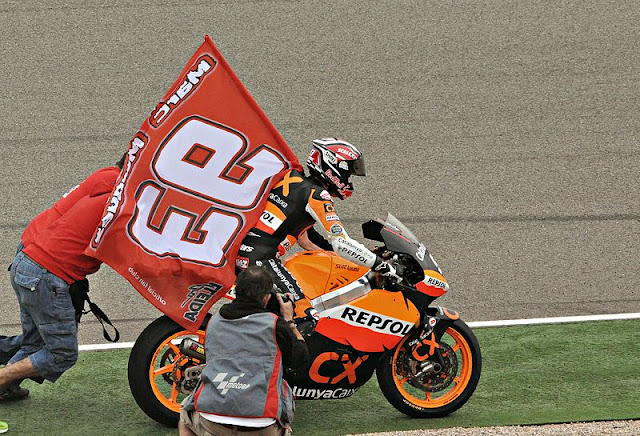 Foto Marc Marquez MotoGP 14