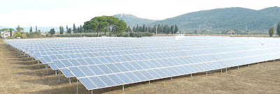 Private Placement Toskana Italien Solar Solarpark Photovoltaik Privatplatzierung