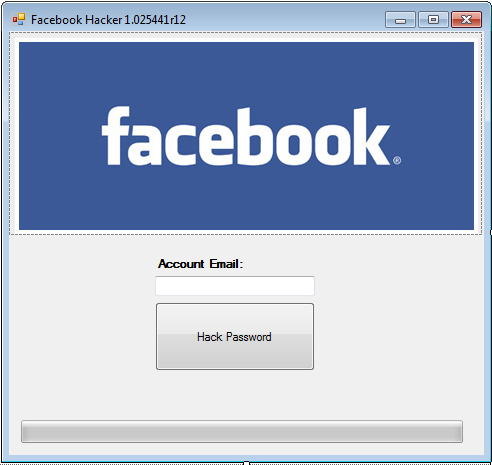 hacking tool  for facebook