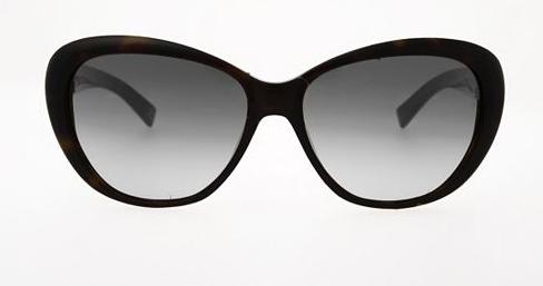 Cat Eyes Food Cat Eye Shaped Sunglasses