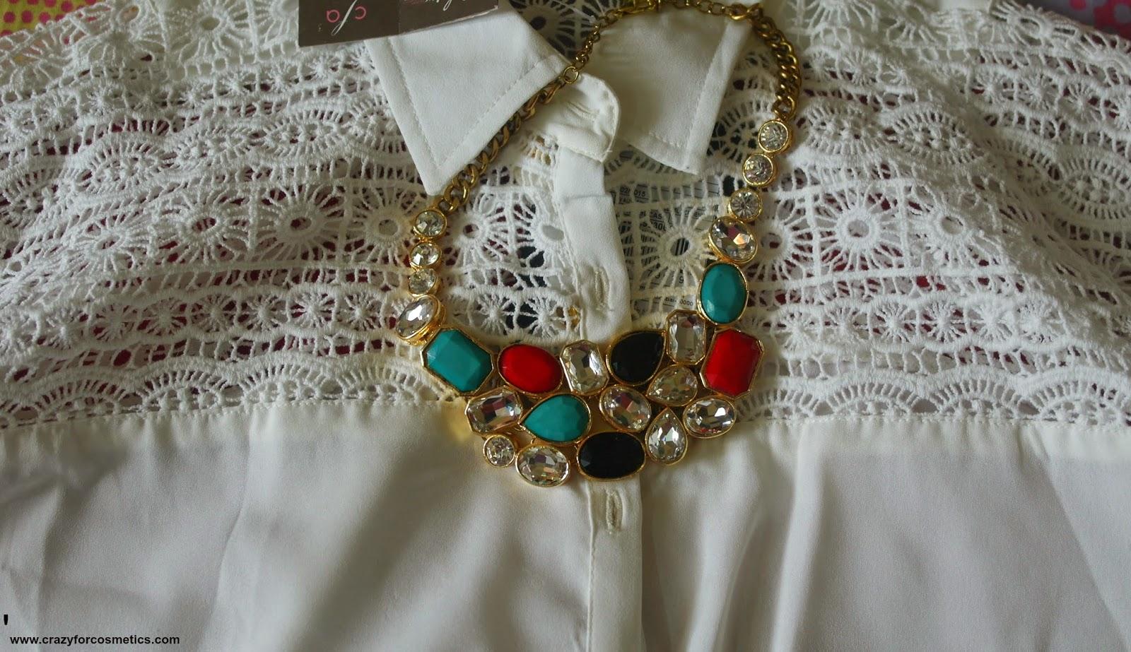 funky statement necklaces India online chennai