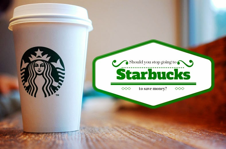 save money by stopping starbucks habit