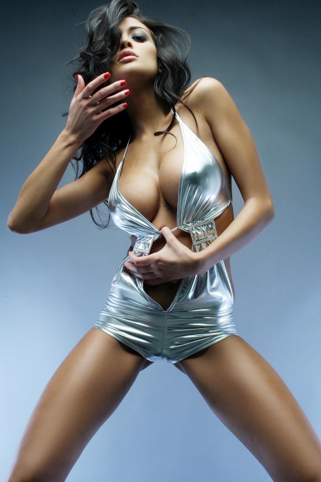 in bikini Gregoraci