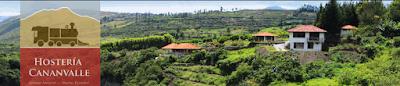 Hosterías turísticas en Ecuador - Hostería Cananvalle