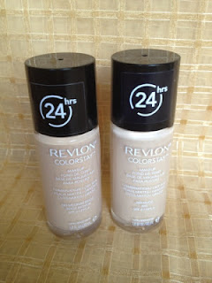 Revlon Colorstay Medium Beige & Nude