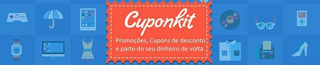 Cupom de Desconto e Dinheiro de Volta - CuponKit