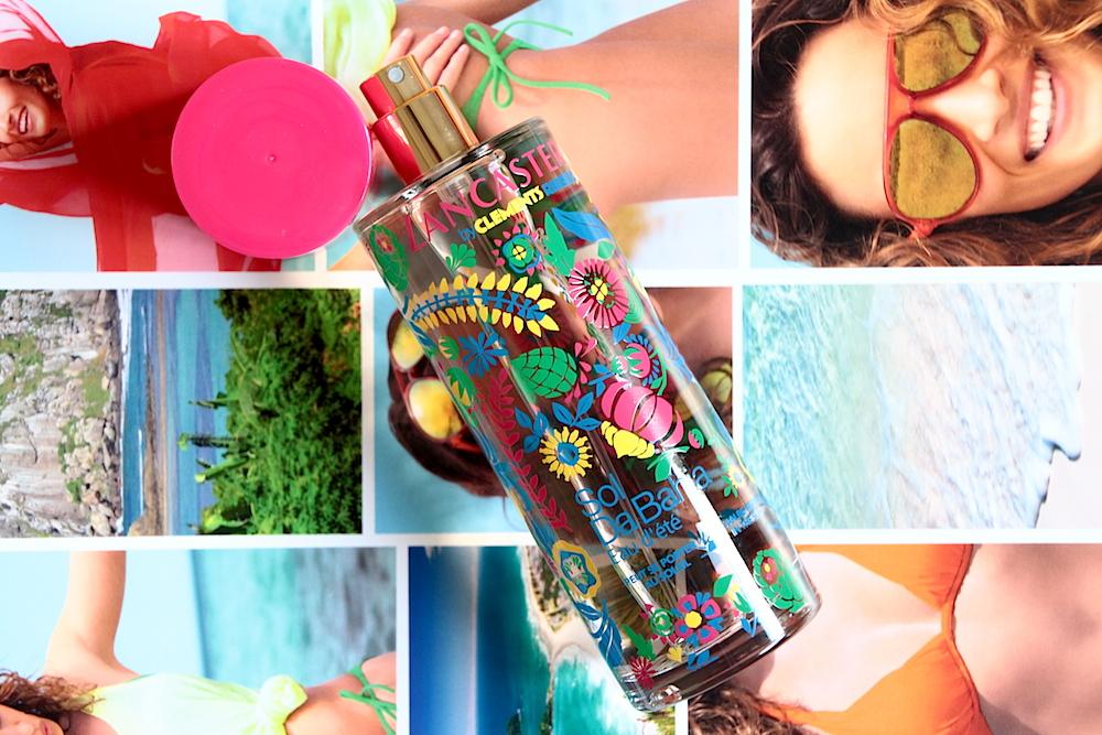 lacaster parfum d'été eau de plage sol da bahia avis test