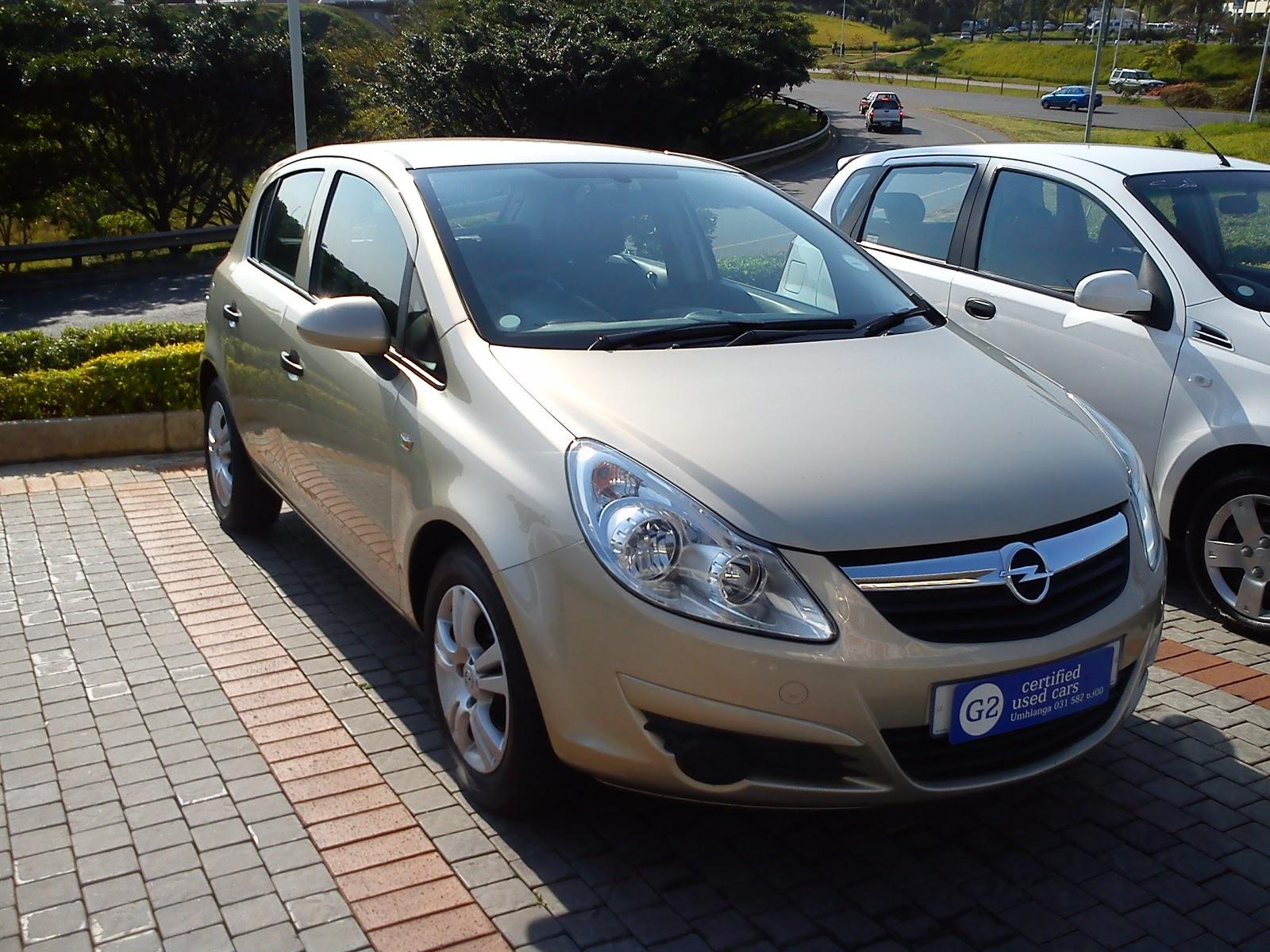 DriveZA: 2011 Opel Corsa 1.4 Essentia