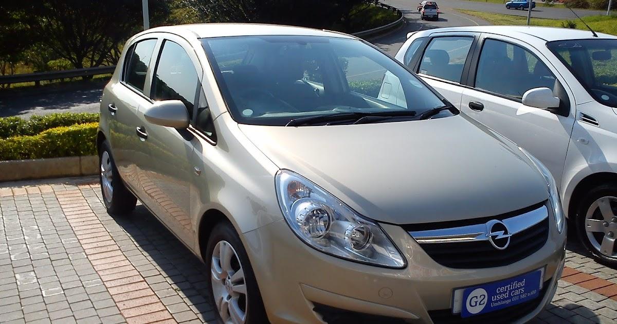 2011 Opel Corsa 14 Essentia Driveza