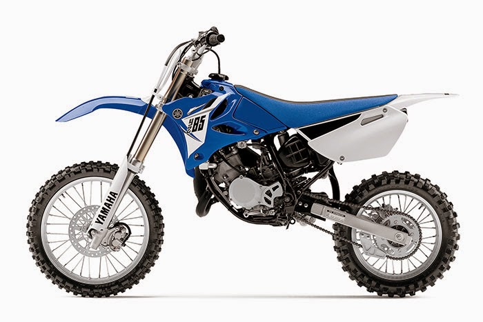 Yamaha Yz  Owners Manual