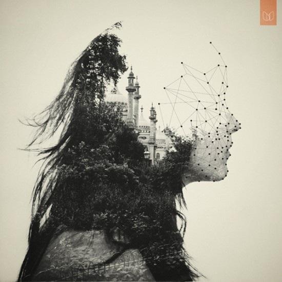 """Retratos con doble exposición – """"El mundo dentro de nosotros"""""""