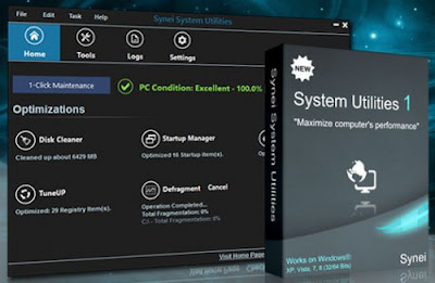 Synei System Utilities v1.16 Portable