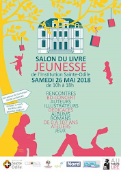 Prochain salon : Institution Sainte-Odile, Lambersart, 26 mai.