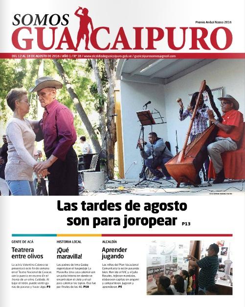 Somos Guaicaipuro 18