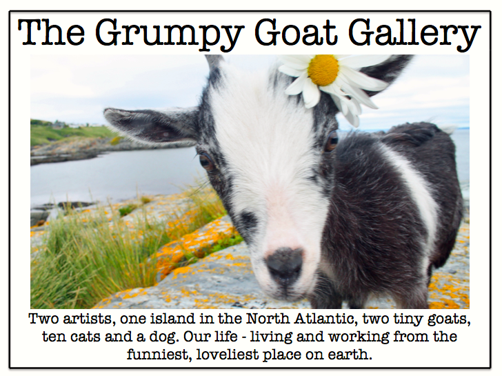 The Grumpy Goat Gallery