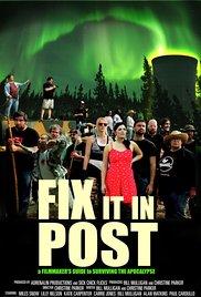 Watch Fix It in Post Online Free Putlocker