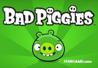 Bad Piggies Siap Lawan Angry Birds