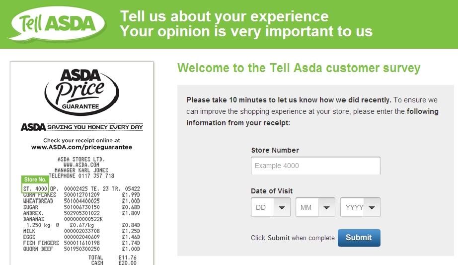 Manage asda credit card online