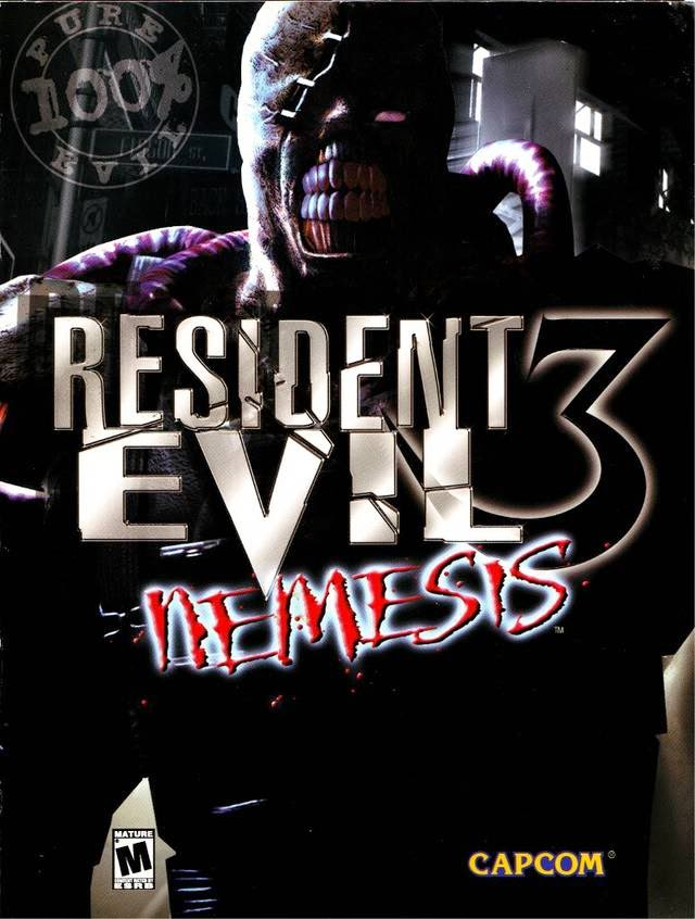 Resident Evil 3 Nemesis pc Download