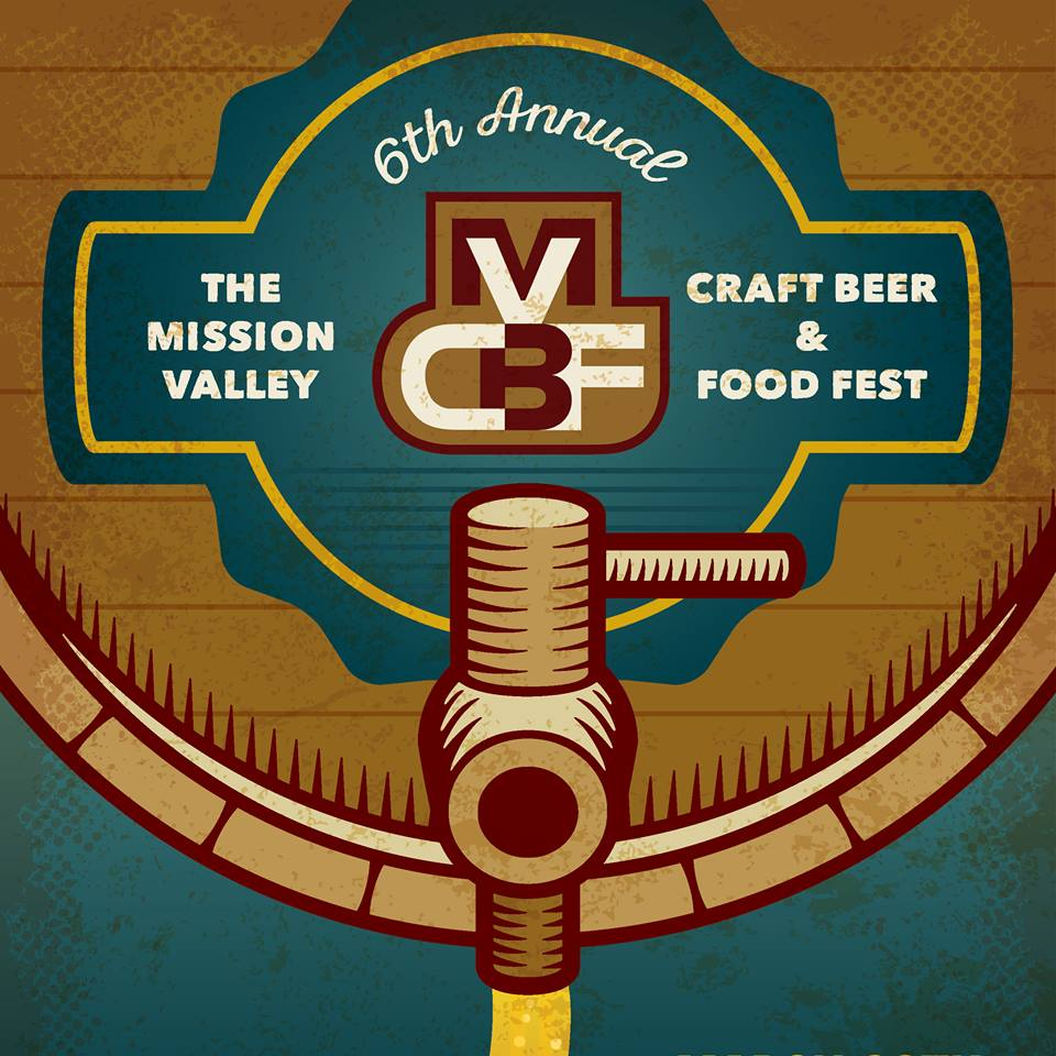 Mission Valley Craft Beer & Food Festival Returns On March 26!!