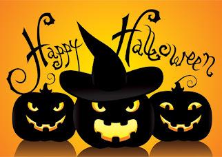 ¡ Happy Halloween !