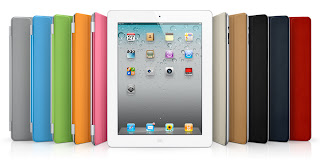Pilihan warna cover atau sampul apple ipad 2