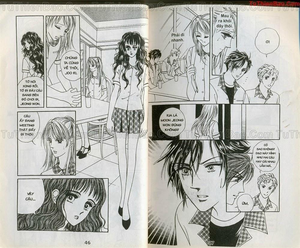 Nữ sinh chap 6 - Trang 24