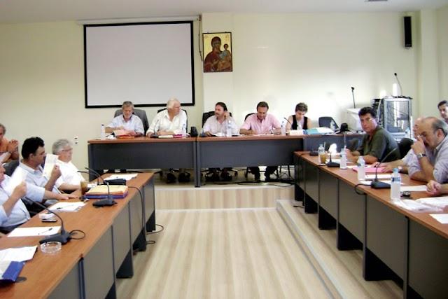 Πιστώσεις στην οικονομική επιτροπή του Δήμου Τριφυλίας