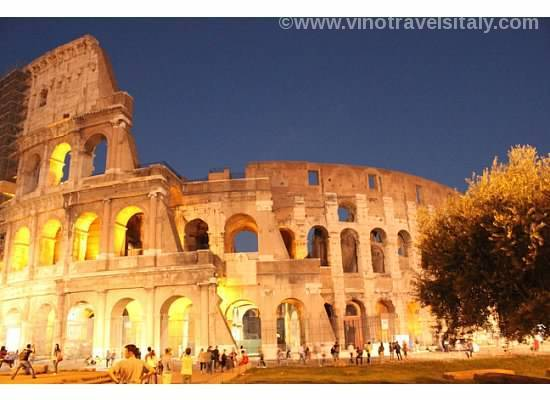 Top sights to see in Rome, Colosseum