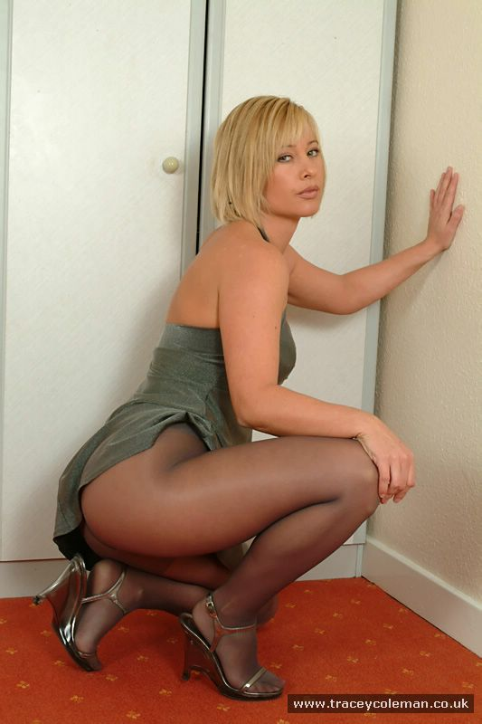 Tracey coleman glamour pantyhose