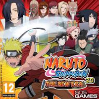 Naruto Mugen: New Era 2012 PC Game(cover)