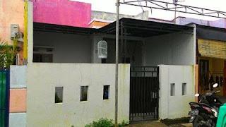 Rumah Dijual 230juta Taman Nirwana Tambun Utara Bekasi