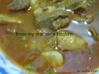 arvi  gosht, meat recipes,best indian non veg. recipes,best indian non veg. dishes
