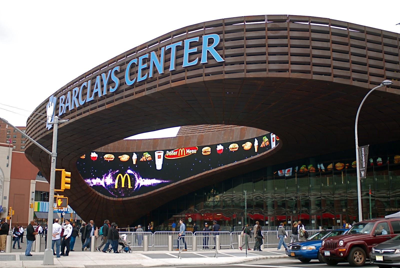 Nyc Nyc Brooklyn 39 S Barclays Center Arena Opens