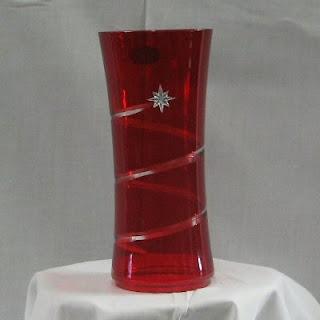 Star Bright Hurricane Glass