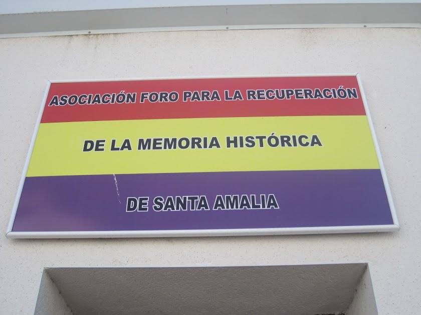 Asociación Foro para la Recuperación de la Memoria Histórica de Santa Amalia