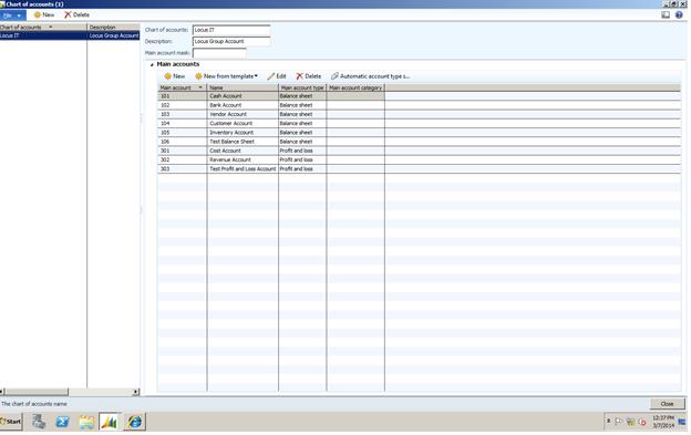 AX Guru: Basic Setup For Creating a New Organization AX 2012