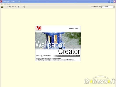 Logo Wallpaper Creator