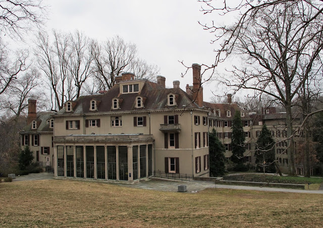 Incorporated Within The Western Facade In Image Above Lurking Behind Two Story Columned Conservatory Is Ghost Of A 12 Room Greek Revival