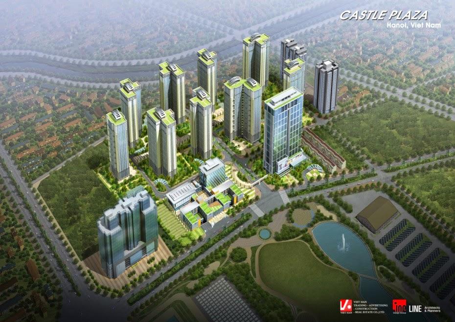 Chung cư Goldmark City 136 Hồ Tùng Mậu đẳng cấp hiện đại