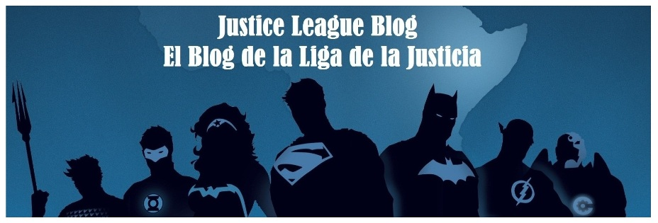 Justice League Blog