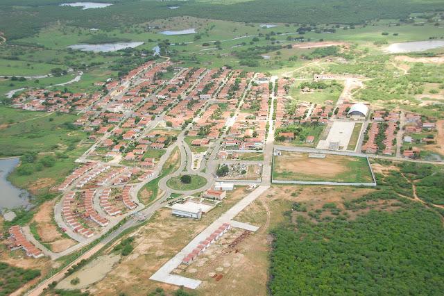 TIMBAÚBA DOS BATISTAS (RN) - BRASIL