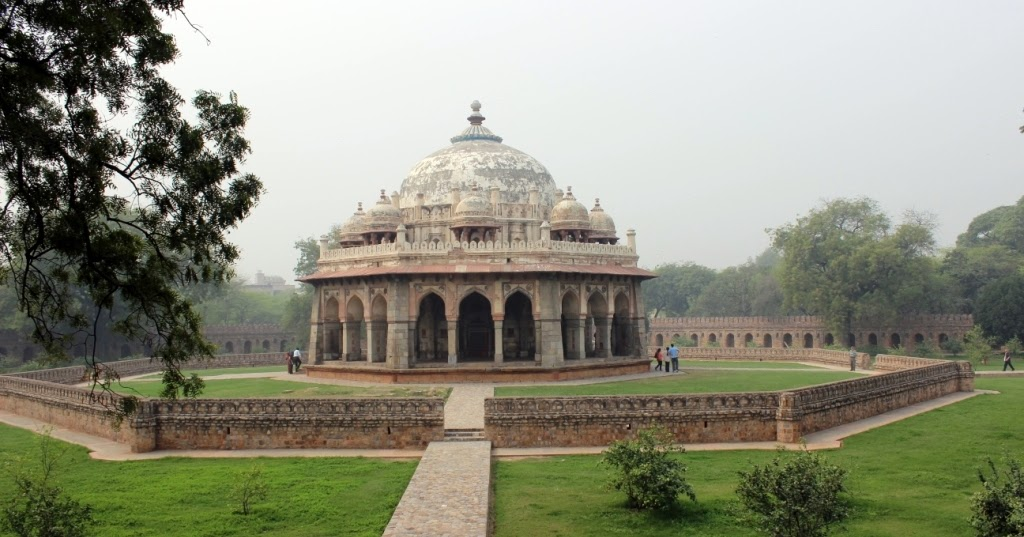 Climber Explorer Places To Visit In Delhi The Isa Khan S Garden Tomb