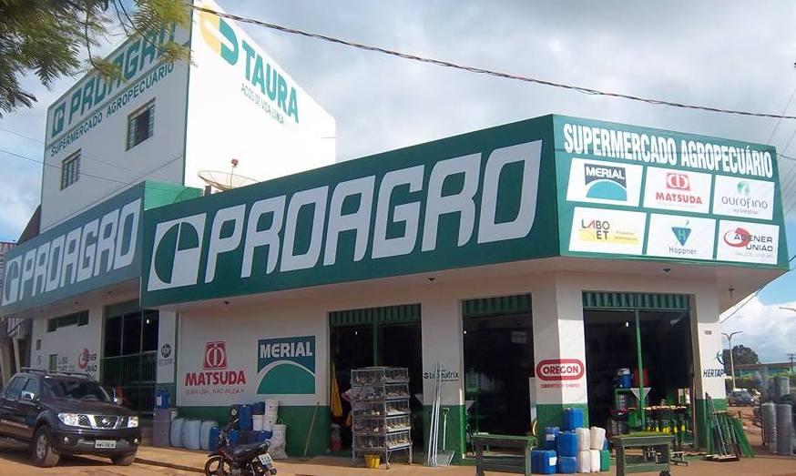 PROAGRO SEU SUPERMERCADO AGROPECUÁRIO