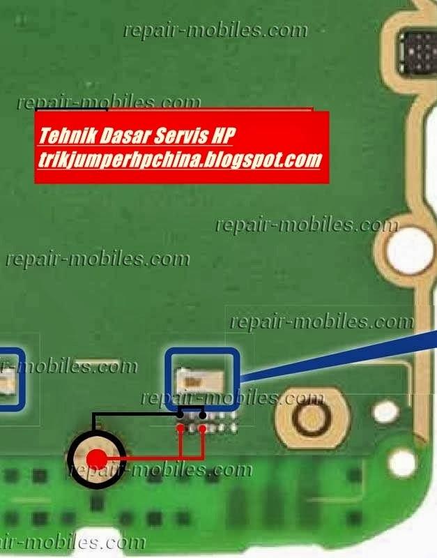 Genius Flasher: Cara Jitu Memperbaiki Mic Nokia Asha 305,asha 306 Rusak atau Jalur Putus